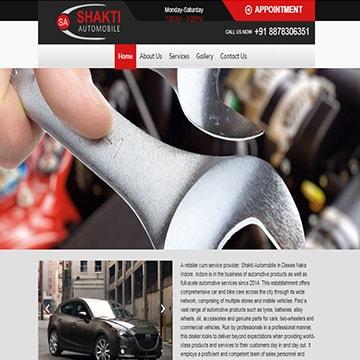 responsive website design in indore