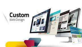 custom website design in indore