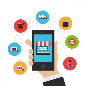 ecommerce website design in indore